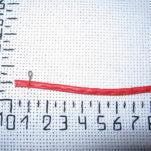 Цена за метр - 30руб (ост.)