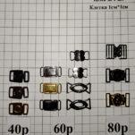 Советую заглянуть в раздел разъёмные пряжки и рассмотреть варианты пряжек на 2,5-3,0см